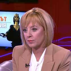Мая Манолова: Обществените поръчки ще стават по закон и отговорност за тях ще нося лично аз