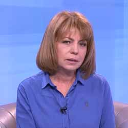 Йорданка Фандъкова: София има нужда от работа, от запазване на духа, а не от приказки. Работила съм за тази кауза цял живот
