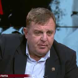 """Красимир Каракачанов: По разследване на """"Балкантел"""" е записан президентът Румен Радев за доставки на ВВС"""