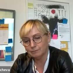 """Беновска пита Елена Йончева: С клеймото """"фалит на КТБ"""" на челото Ви се провъзгласявате за флагман на свободата на словото?"""