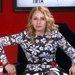 """Беновска: В дебатът с Герджиков, Радев да не стане като Мирча Кришан в смешката за """"Краставицата""""?"""